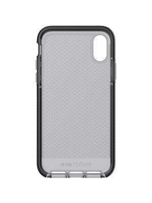 TECH21 - Capa iPhone X - Cinza escuro/Preto