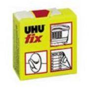 UHU - Fixadores UHU Fix (Adesivos Dupla Face) -1un