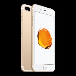 APPLE - iPhone 7 Plus 128GB Gold
