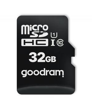 GOODRAM - Micro SD Classe 10 32GB Adaptador + Leitor de Cartoes