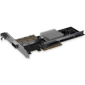 STARTECH - PLACA DE RED QSFP+ PCI-E