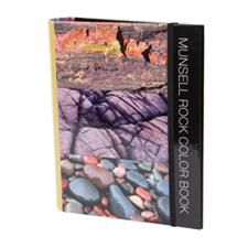 MUNSELL - GEOLOGICAL ROCK COLOR CHART - 40253