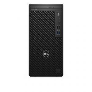 DELL - PC Optiplex 3080 MT / Intel Core i5-10500 / 8GB / 256GB SSD / DVD RW / W10P