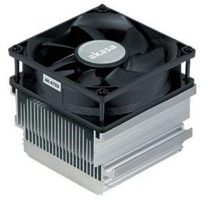AKASA - Cooler para Intel 478 Pentium 4 / Celeron 80 mm