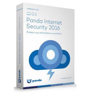PANDA - Internet Security 2016 - 5 Licenças