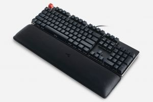 Glorious PC GR - Suporte Pulso Stealth Full Size Pre