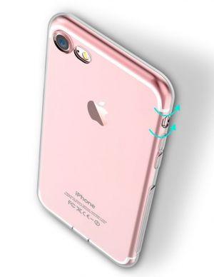 DEVIA - Capa transparente para iPhone 7/8