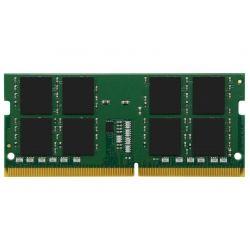 KINGSTON - DDR4 4GB 2666MHz CL19 SODIMM