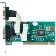 LONGSHINE - Placa 2 Serie PCI Low Profile - LCS-6021-LP