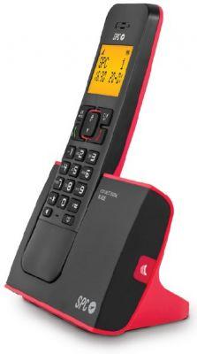 SPC - 7290R Telefone DECT BLADE AG50 Vermelho