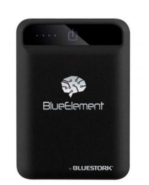 BLUESTORK - BK-50-U2-BE 5000MAH PRETO Powerbank