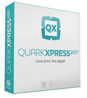 QUARK - QUARKXPRESS 2017 MAC/WIN (LIC 2-49 USERS)