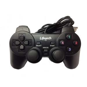 LIFETECH - GAMEPAD Adventure PS3 + USB