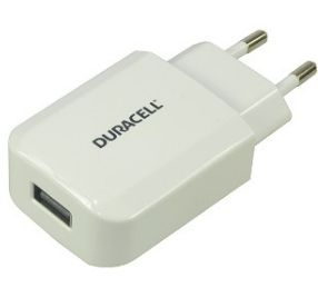 DURACELL - USB Mains Wall Charger 2.1A
