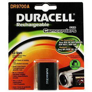 DURACELL - CAMCORDER BATTERY 7.4V 700MAH - DR9700A
