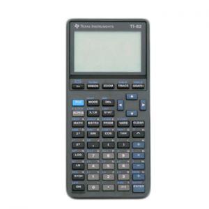 TEXAS - Calculadora Grafica Texas TI 82