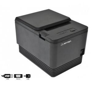 SITTEN - TP-800EU - Impressora Térmica 80mm. Porta USB: RS232 e LAN. Corte automático