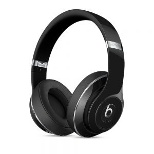 APPLE - Beats by Dr. Dre Studio Wireless Headphones - Gloss Black