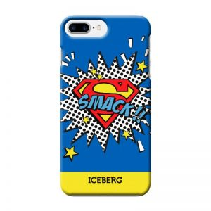 ICEBERG - SOFT CASE SUPERMAN IPHONE 7 PLUS (SMACK)