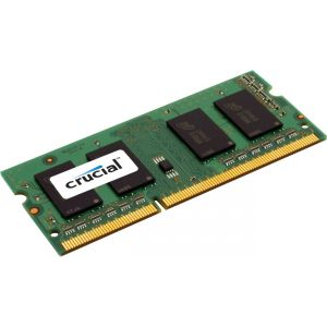 CRUCIAL - SO 4GB DDR3 1600MHz 1.35V