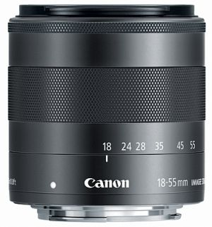 CANON - EF-M 18-55 MM F:3.5-5.6 IS STM