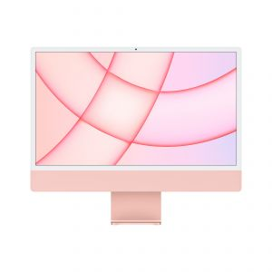 APPLE - iMac 24P Retina 4.5K / Apple M1 com 8?core CPU e 8?core GPU / 256GB - Rosa