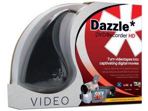 COREL - DAZZLE DVD RECORDER HD - ADAPTADOR DE CAPTURA DE VÍDEO - USB 2.0