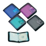 ERICHKRAUSE - Bolsa p / 24 CDs c / Fecho Zip EK Vivid Colors Sortido