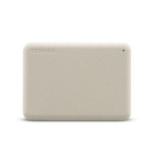 TOSHIBA - Disco Externo 1TB CANVIO ADVANCE - White