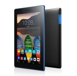 LENOVO - TB3-730F - MTK MT8161P 1.0GHZ 64BIT, LP-DDR3 2GB, HDD 16GB, Camera 2.0MP FF Front, Camera 5.0MP AF Back, 7P 1024*600 IPS, 802.11BGN+BT4.0, GPS, Android 6.0 - Slate Black