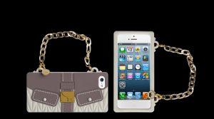 MAIWORLD - Oblige Cloquet iPhone 5 (grey brown)
