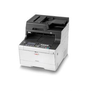 Oki - MC563dn - Test The Best - Multifuncional Cores A4, Impressão, cópia, digitalização