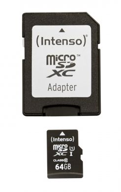 Intenso - microSDXC UHS-I 64 GB