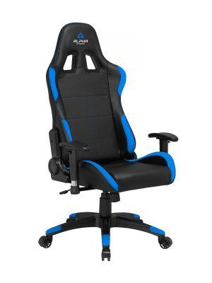 ALPHA GAMER - Cadeira Gaming Vega Black / Blue