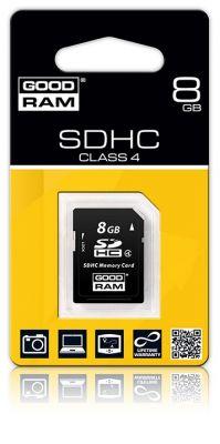 GOODRAM - 8GB SDHC class 4