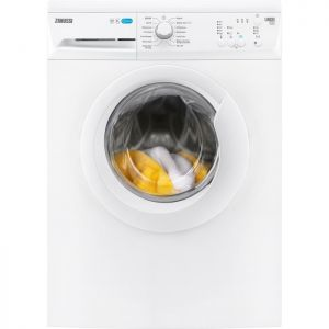 Zanussi ZWF71040W Independente Carregamento frontal 7kg 1000RPM A++ Branco máquina de lavar