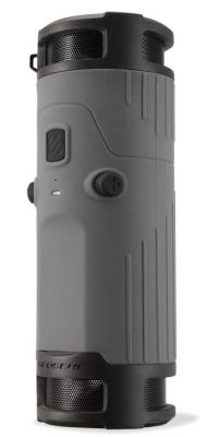 SCOSCHE -  Gray And Black Boombottle