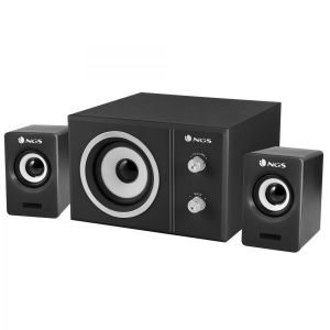 NGS - 20W 2.1 Speaker System USB Powered
