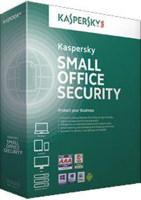 KASPERSKY - SMALL OFFICE SECURITY 4 5PCS + 1SER