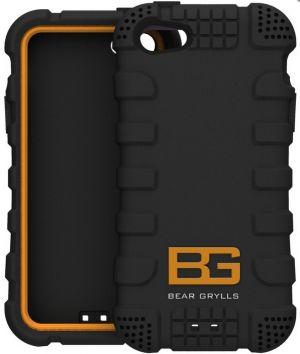 JIVO - Bear Grylls Action Case BLACK w/Screen guard - JI-1570
