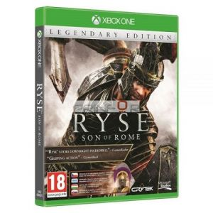 MICROSOFT - Xbox One Ryse: Son of Rome - Legendary Edition