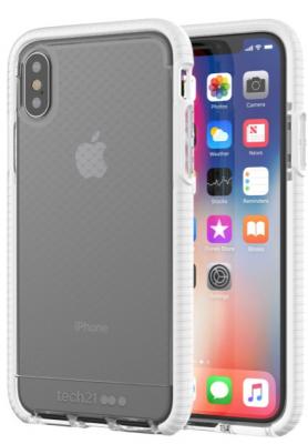 TECH21 - Capa iPhone X - Transparente