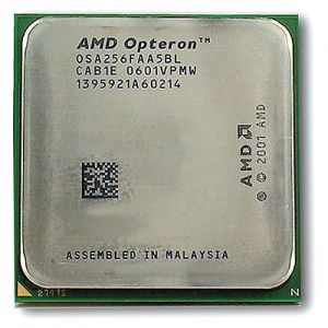 HP - AMD Opteron 6238 (2.60GHz/12-Core/16MB/115W) Processor Kit para DL385 G7