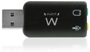 EWENT - DE SONIDO EXTERNA 5.1 USB AUDIO BLASTER (EW3751)