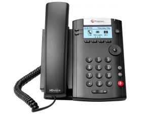 POLYCOM - VVX 201 - TELEFONE VOIP
