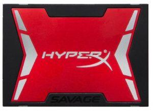 HYPERX - SSD 240GB SATA3 SAVAGE KIT-520R / 510W 89K IOPS