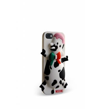 MOSCHINO - Cow Domenica iPhone 5 / 5S (multicolour)