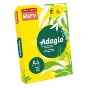 ADAGIO - Papel Fotocopia Adagio(cd15) A4 80gr (Amarelo Fluorescent) 1x500Fls