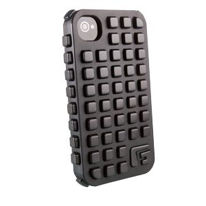 G-FORM - iPhone Square - Black Shell / Black RPT - CP2IP4003E