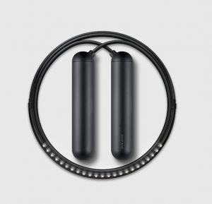TANGRAM FACTORY - SMART ROPE BLACK M (165-175 CM)